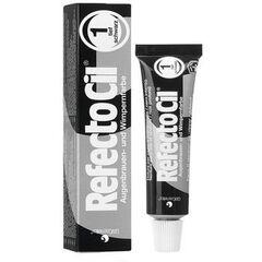 Уход за волосами RefectoCil Краска для ресниц и бровей
