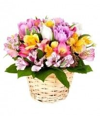 Магазин цветов Cvetok.by Цветочная корзина «Мечта»