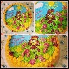 Торт МЕГАТОРТ Торт «Дюймовочка»
