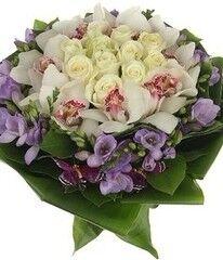 Магазин цветов Cvetok.by Букет «Альпийская сказка»