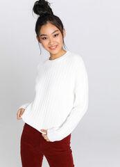 Кофта, блузка, футболка женская O'stin Джемпер женский структурной вязки LK5V73-02