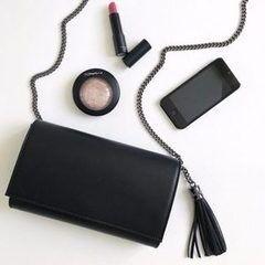 Магазин сумок Vezze Кожаный женский клатч С00140