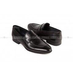 Обувь мужская Keyman Туфли мужские лоферы черные классические