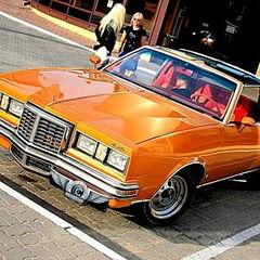 Прокат авто Прокат авто с водителем, Pontiac Grand Prix 1979