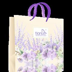 Подарок tianDe Пакет бумажный «Нежная орхидея»