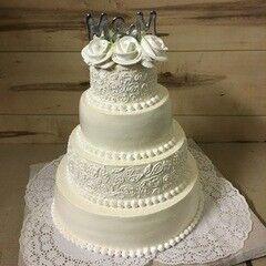 Торт МЕГАТОРТ Торт «Свадьба»
