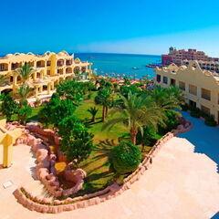 Туристическое агентство EcoTravel Пляжный авиатур в Египет, Хургада, Sunny Days Mirette 4*