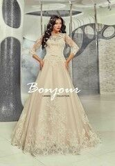 Свадебный салон Bonjour Свадебное платье «Fibi» из коллекции LAMBRE 2017