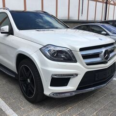 Прокат авто Прокат авто Mercedes-Benz Gl x166