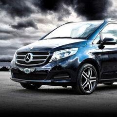 Прокат авто Аренда микроавтобуса Mercedes-Benz V-class