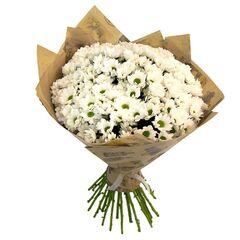 Магазин цветов Долина цветов Букет ромашек для мамы