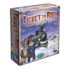 Магазин настольных игр Hobby World Настольная игра «Ticket To Ride: Северные страны»