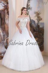 Свадебный салон Sabrina Dress Свадебное платье 103