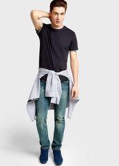 Кофта, рубашка, футболка мужская O'stin Базовая футболка MT7S14-98