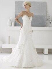 Свадебный салон Moonlight Свадебное платье D 8036