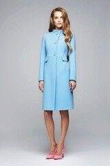 Верхняя одежда женская Elema Пальто женское демисезонное Т-6117