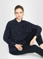 Кофта, блузка, футболка женская O'stin Блузка женская из принтованной вискозы LS4W12-68