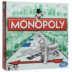 Магазин настольных игр Hasbro Настольная игра «Монополия»