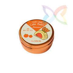 Декоративная косметика The Saem Бальзам для губ 03 чизкейк с хурмой