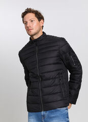 Верхняя одежда мужская O'stin Ультралёгкая мужская куртка с декоративными деталями MJ6V56-99