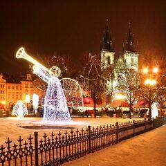 Туристическое агентство Madera Travel Автобусный тур «Рождественская Прага»