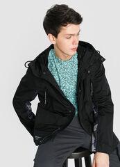Верхняя одежда мужская O'stin Лёгкая куртка с принтом MJ6W49-99