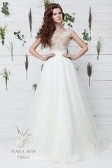 Свадебный салон Rara Avis Платье свадебное Nissal