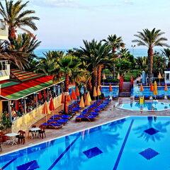 Туристическое агентство Мастер ВГ тур Пляжный авиатур в Турцию, Аланья, Club hotel caretta beach 4* (7 ночей, август)