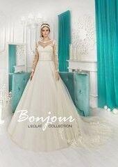 Свадебный салон Bonjour Свадебное платье «Victoria» из коллекции L'ECLAT 2016