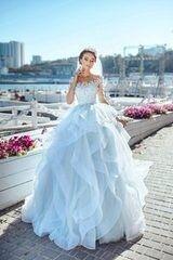 Свадебное платье напрокат Nicole Платье свадебное Dafna