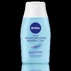 Уход за лицом NIVEA Нежный лосьон для снятия макияжа с глаз Aqua Effect