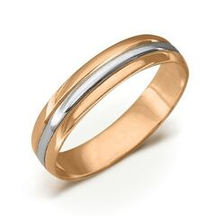 Ювелирный салон Платина Обручальное кольцо 01-3246