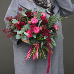 Магазин цветов VETKA-KVETKA Букет 113