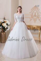 Свадебный салон Sabrina Dress Свадебное платье 108