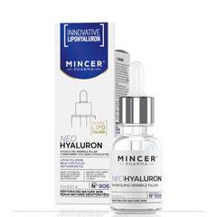 Уход за лицом Mincer Pharma Гидролипидная сыворотка для возрастной и обезвоженной кожи № 906 15 мл