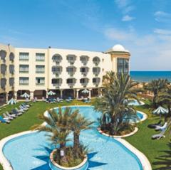 Туристическое агентство TravelHouse Пляжный aвиатур в Тунис, Хаммамет, Mehari Hammamet Thalasso & Spa 5*