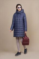 Верхняя одежда женская Elema Пальто женское плащевое утепленное 5-7296-2