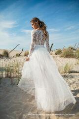 Свадебный салон Le Rina Свадебное платье Ardi + съёмная юбка