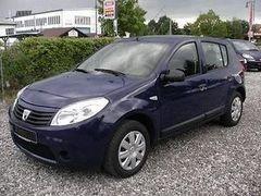 Прокат авто Прокат авто Dacia Sandero 2012 г.в.