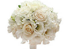 Магазин цветов Долина цветов Свадебный букет №2