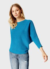 Кофта, блузка, футболка женская O'stin Джемпер с горловиной «лодочка» LK6T58-N4