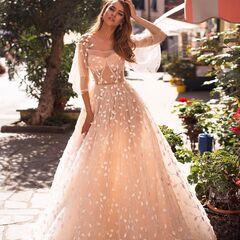 Свадебное платье напрокат Ange Etoiles Свадебное платье Ali Damore Magnolia