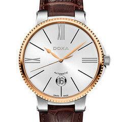 Часы DOXA Наручные часы Il Duca 130.60.022.02