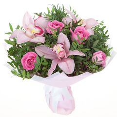 Магазин цветов Долина цветов Красивый букет маме
