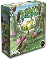 Магазин настольных игр Hobby World Настольная игра «Ква!»