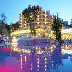 Туристическое агентство Jimmi Travel Пляжный авиатур в Болгарию, Золотые пески, Kristal Hotel 4*