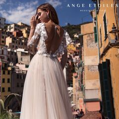 Свадебный салон Ange Etoiles Платье свадебное Ali Damore Samanta