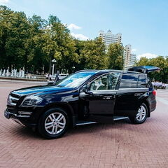 Прокат авто Прокат авто Mercedes-Benz GL 2015 Black