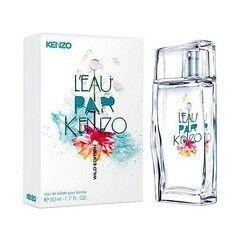 Парфюмерия Kenzo Туалетная вода L'eau Par kenzo Wild Edition, 100 мл