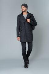 Верхняя одежда мужская Etelier Пальто мужское демисезонное 1М-9131-1